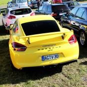 2x Porsche Cayman GT4-9