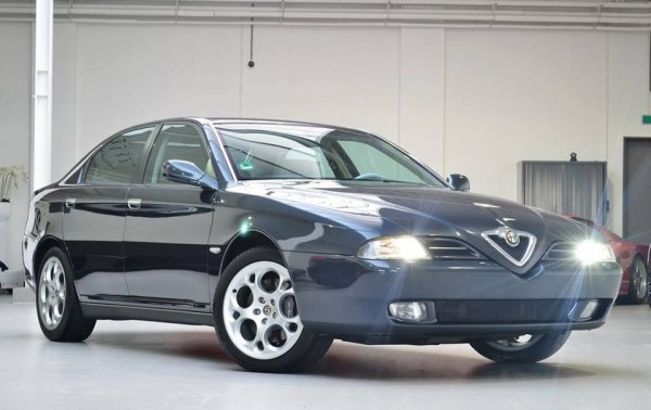 Alfa Romeo 166 AL 0 600x378 at Blast from the Past: Alfa Romeo 166