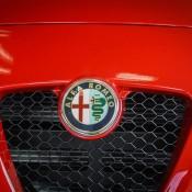 Alfa Romeo 4C Spider Showroom-10