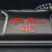 Alfa Romeo 4C Spider Showroom-4