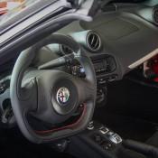 Alfa Romeo 4C Spider Showroom-5