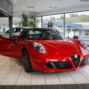 Alfa Romeo 4C Spider Showroom-7