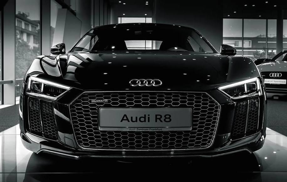2016 Audi R8 V10 Plus - Showroom Photos - Motorward