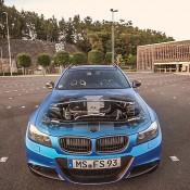 BBM Motorsport BMW 350D 3T-6