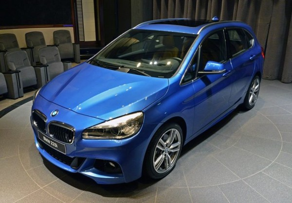 BMW 2 Series Active Tourer M Sport-0