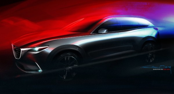 Mazda Motor Corporation - Mazda CX-9 - photo