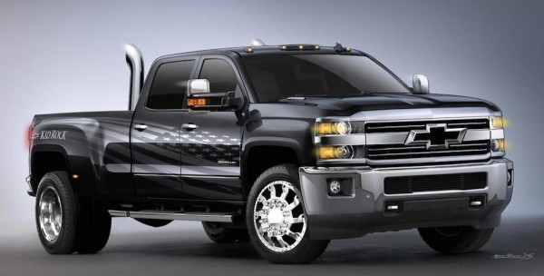 Chevrolet Silverado Kid Rock-0