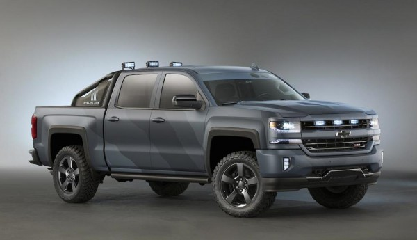 Chevrolet Silverado Special Ops-0