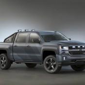 Chevrolet Silverado Special Ops-1