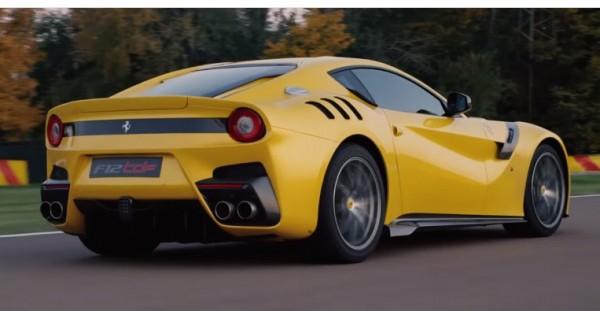 Ferrari F12tdf Tested