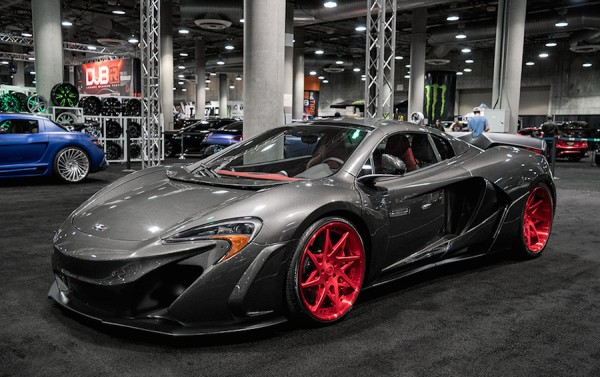 Forgiato Los Angeles 0 600x377 at Forgiato at 2015 L.A. Autoshow   The Highlights