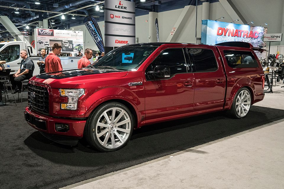 Custom Ford F 150 Sema 6 175x175 At Seven Custom Ford F 150 Headed For  Forgiato SEMA 2015 6 175x175 at Gallery: Forgiato at SEMA 2015