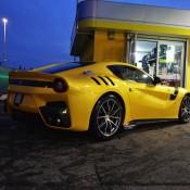 Giallo Ferrari F12tdf-2