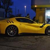 Giallo Ferrari F12tdf-5