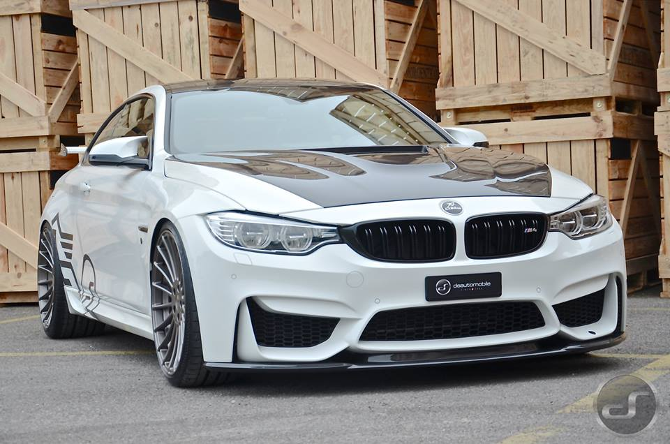 tuningcars 530 hp hamann bmw m4 by ds. Black Bedroom Furniture Sets. Home Design Ideas