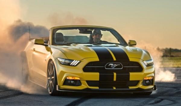 Hennessey Mustang Convertible-0