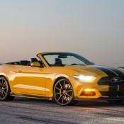 Hennessey Mustang Convertible-1
