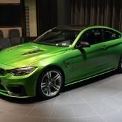 Java Green BMW M4-10
