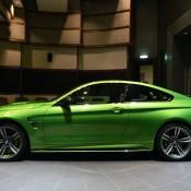 Java Green BMW M4-11