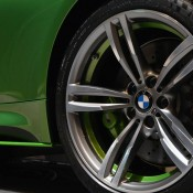 Java Green BMW M4-12