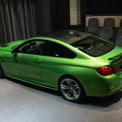 Java Green BMW M4-22