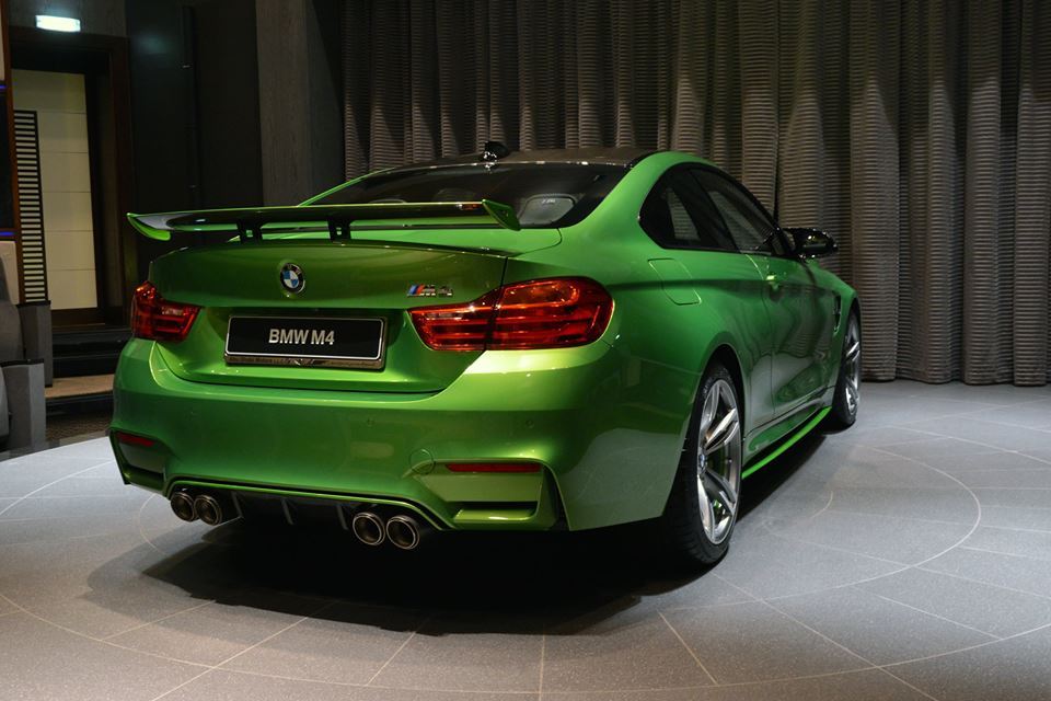 Java Green Bmw M on bmw carbon fiber