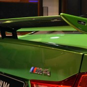 Java Green BMW M4-27