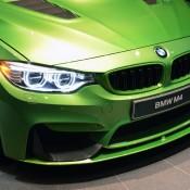Java Green BMW M4-6