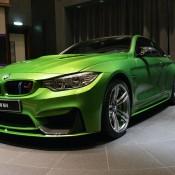 Java Green BMW M4-8