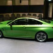 Java Green BMW M4-9