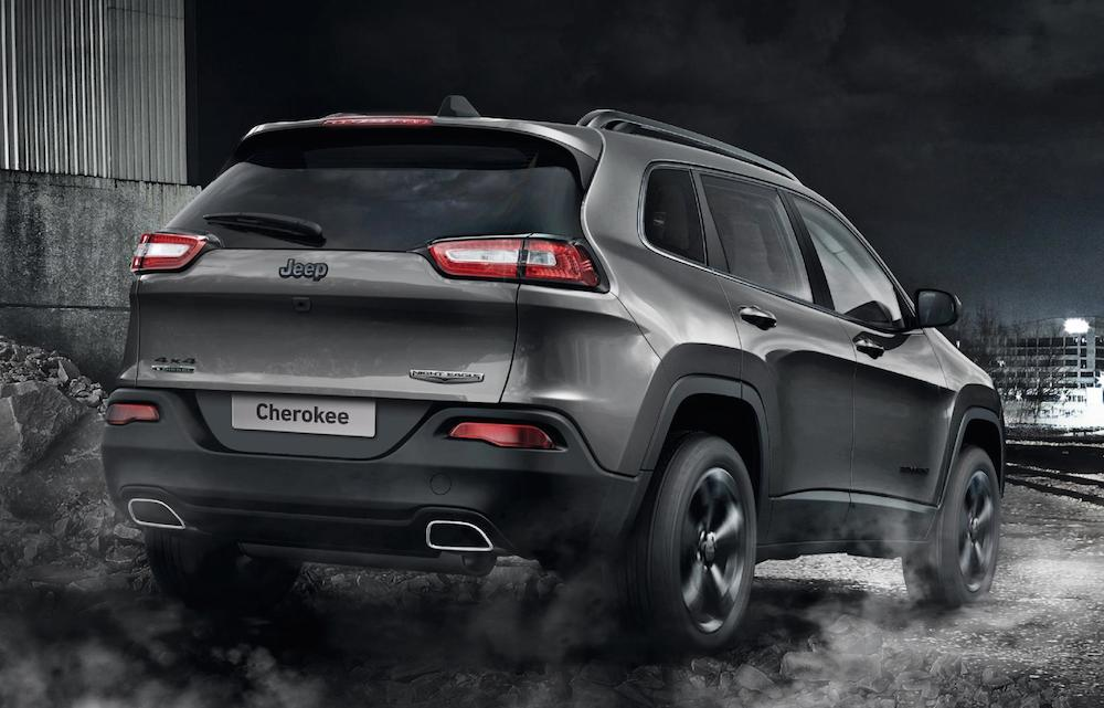 Official Jeep Cherokee Night Eagle