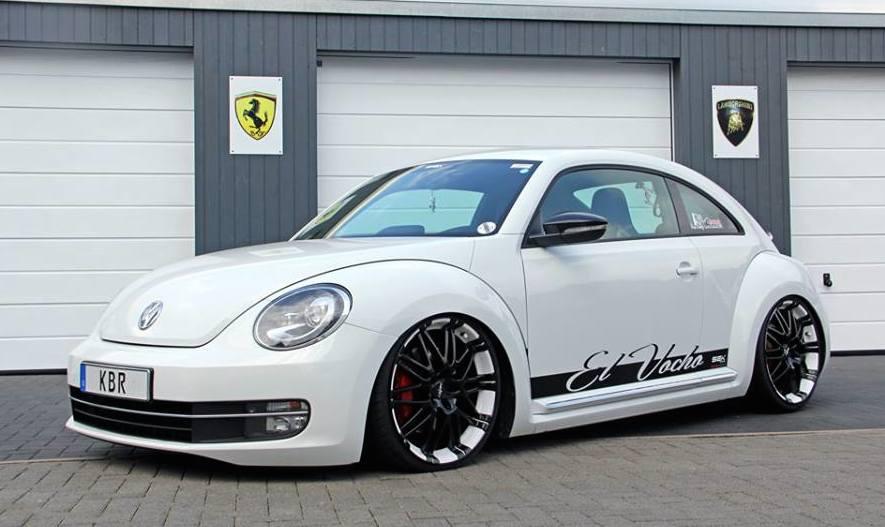 """KBR Motorsport VW Beetle """"El Vocho"""""""