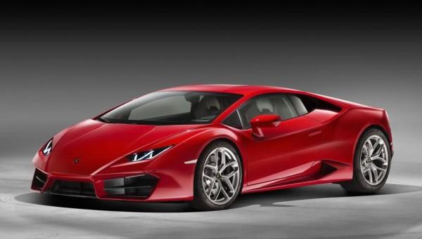 Official: Lamborghini Huracan LP 580-2
