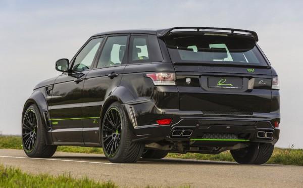 Lumma Range Rover Sport SVR-2
