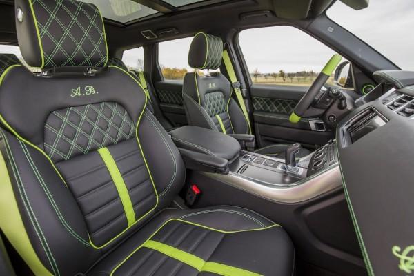Lumma Range Rover Sport SVR-3