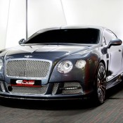 Mansory Bentley Continental GT-3