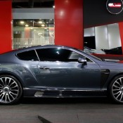 Mansory Bentley Continental GT-7