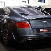 Mansory Bentley Continental GT-8
