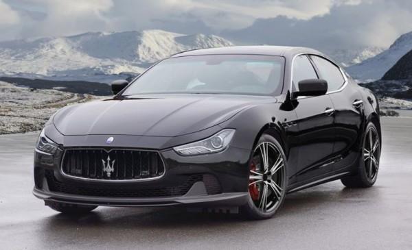 Mansory Maserati Ghibli-1