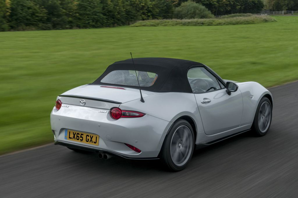 Mazda Mx 5 Sport Recaro Launched In Uk