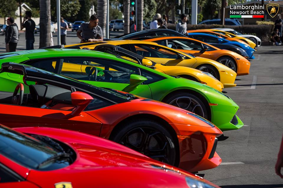 Gallery Newport Beach November Supercar Show