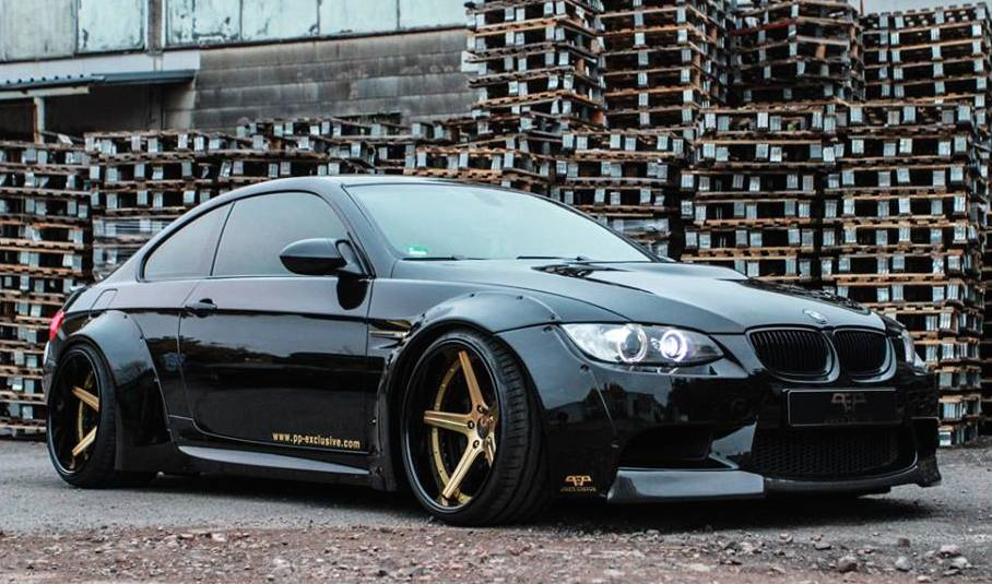 Tuningcars Pp Exclusive Bmw M3 Wide Body E92