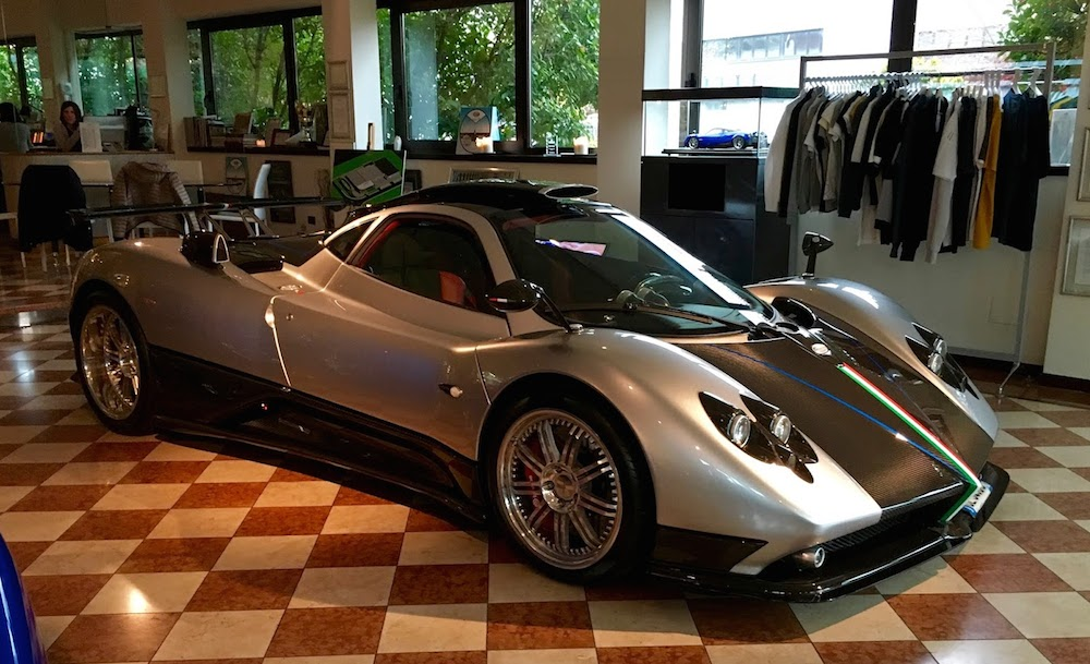 koenigsegg showroom with Meet The Million Kilometer Pagani Zonda La Nonna on 2015 Hyundai I20 Asta moreover Fiat Chrysler Automobiles Might Face Sales Ban In Germany additionally Best Cars Revealed At Geneva Motor Show 2017 as well 2018 Lc 500 Review By Ben Wayne likewise Koenigsegg One1 Parts To Supercar In 4 Days.