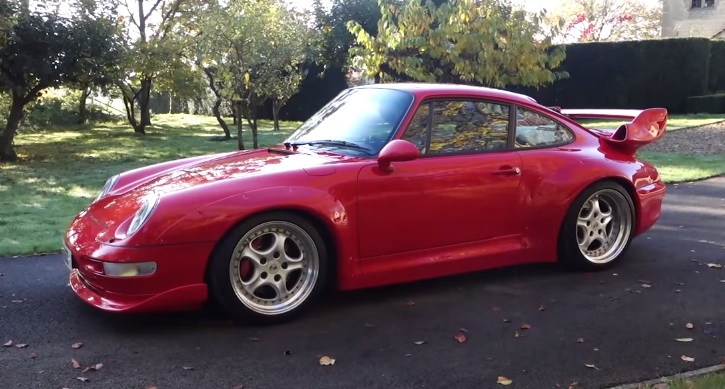 porsche 993 gt2 evo supertunes. Black Bedroom Furniture Sets. Home Design Ideas