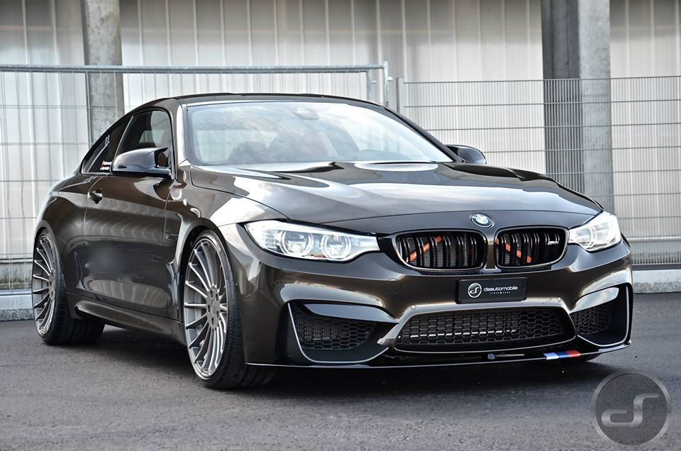 Gallery Tricked Out Pyritbraun Bmw M4