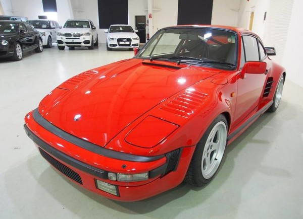 RUF Porsche 930 Flatnose-0
