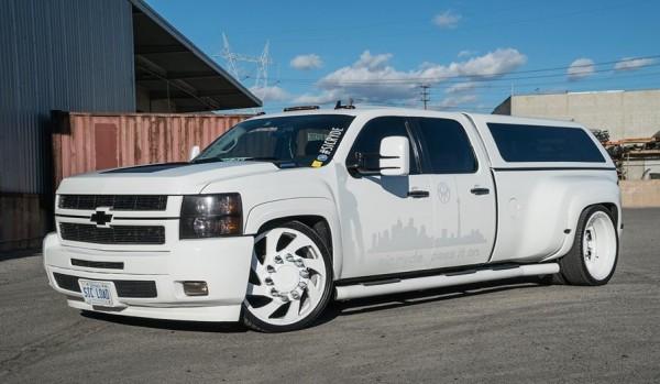 Sic Load Chevrolet Silverado-0
