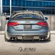 TAG Motorsports Audi S4-12
