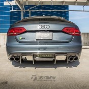 TAG Motorsports Audi S4-16