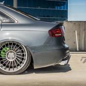 TAG Motorsports Audi S4-5